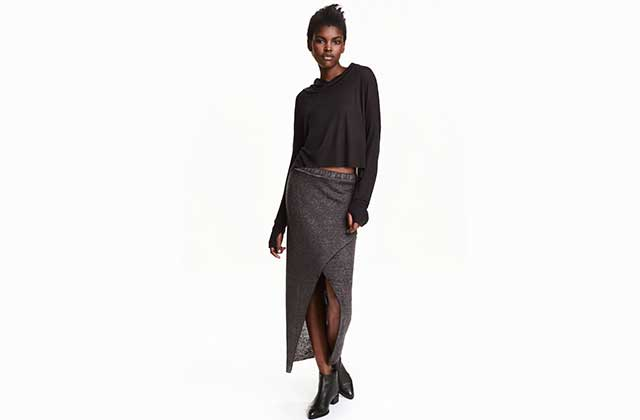 Trois tenues pour adopter la jupe longue et mi-longue au printemps 2016