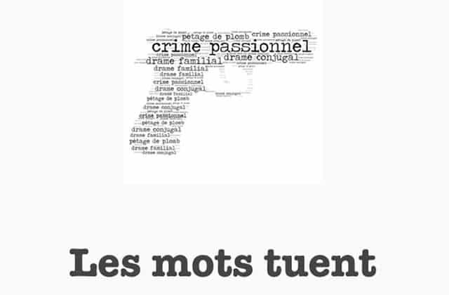 «Les mots tuent», un Tumblr pour dénoncer les euphémismes concernant les violences sexistes