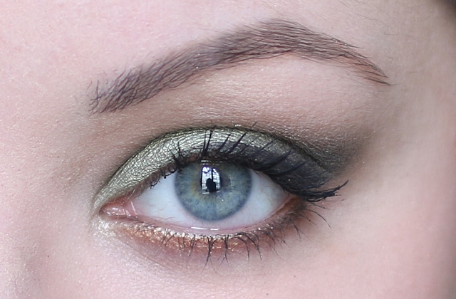 Tuto beauté — Maquillage de soirée avec les fards à paupières Colorful de Sephora