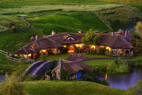 village-hobbits