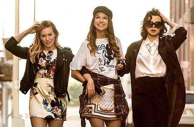 «Younger», la série feel-good, arrive en France!