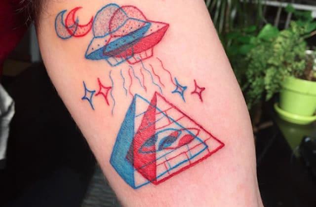 Le 3D Tattoo, la nouvelle tendance qui fait loucher!