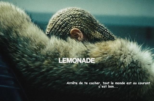 Idées de trucs à faire en cachette (genre sortir un album, comme Beyoncé)
