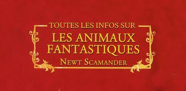 Les Animaux Fantastiques a une nouvelle bande-annonce bourrée de créatures merveilleuses