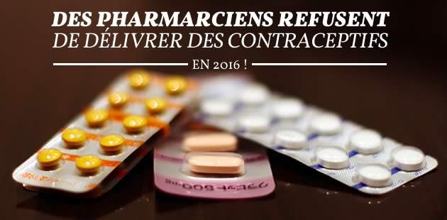 Des pharmaciens refusent de délivrer des contraceptifs, en 2016: une vidéo choquante de L'Autre JT