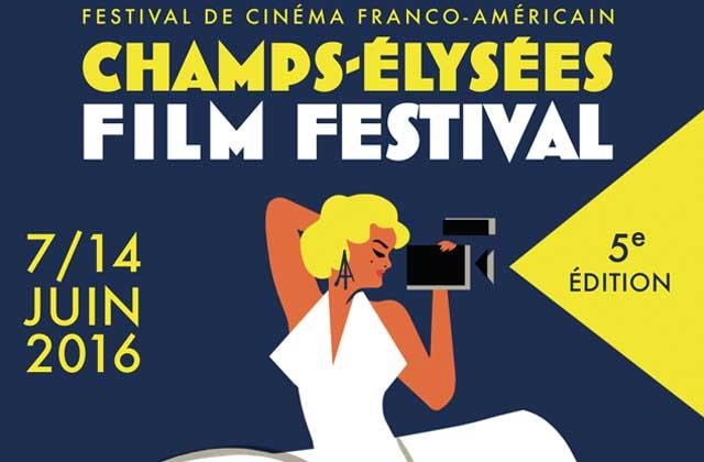 Le Champs-Elysées Film Festival 2016 est lancé !