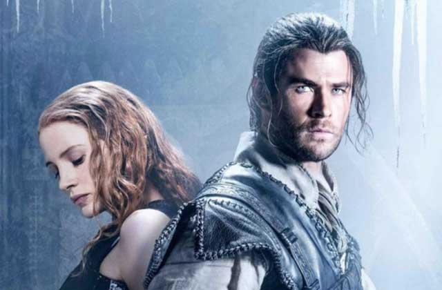 «Le Chasseur et la Reine des Glaces» (et pas la Reine des neiges) en met plein les yeux