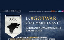La #GoTWar vous fait gagner cette année un voyage sur les lieux du tournage de Game of Thrones!