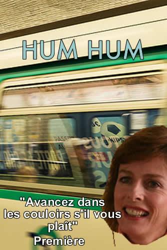 hum hum