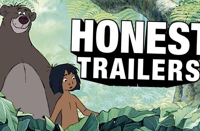 Le trailer honnête du «Livre de la jungle» (l'original de 1967)
