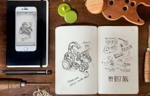 Le carnet Moleskine qui permet de digitaliser vos notes : l'accessoire du turfu