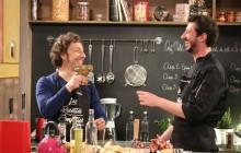 «Les Recettes Pompettes» débarquent en France: Monsieur Poulpe cuisine bourré avec Stéphane Bern!