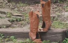 Les Redneck Boot Sandals, la décapotable de la santiag — WTF Mode