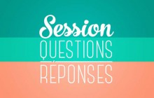 Session Questions/Réponses avec Madeleine & Aki ce 22 avril à 12h30!