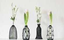 Les vases géométriques de DesignLibero, pour un intérieur graphique