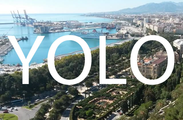 L'Espagne, madmoiZelle et moi: l'histoire d'un grand YOLO