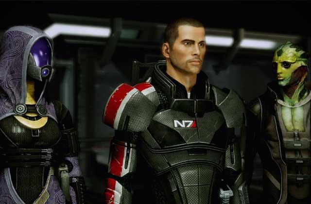 Une attraction «Mass Effect» va ouvrir aux États-Unis!