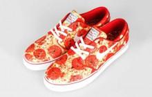 Nike lance des baskets à motifs pizza!