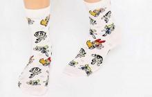 Des chaussettes rigolotes pour égayer tes pieds — Les 10 Hits de la Fauchée #185