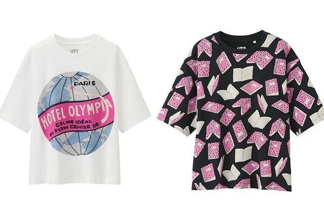La collection Olympia Le Tan pour Uniqlo est sortie!