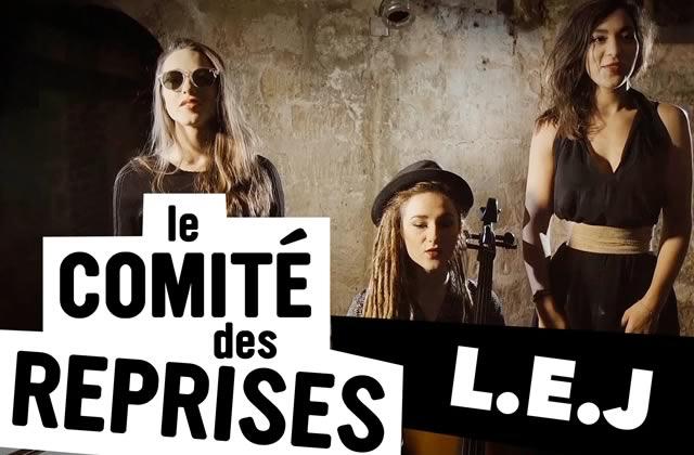 Battle épique – Oldelaf & Le Comité des Reprises VS L.E.J, et son making of!
