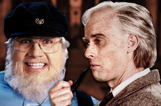 J.R.R. Tolkien et George R.R. Martin s'affrontent dans une Epic Rap Battle