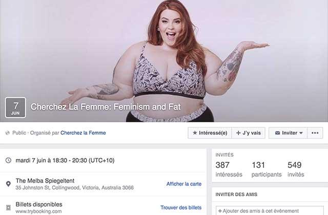 Facebook censure le corps d'une mannequin «grandes tailles»… avant de revenir sur sa décision