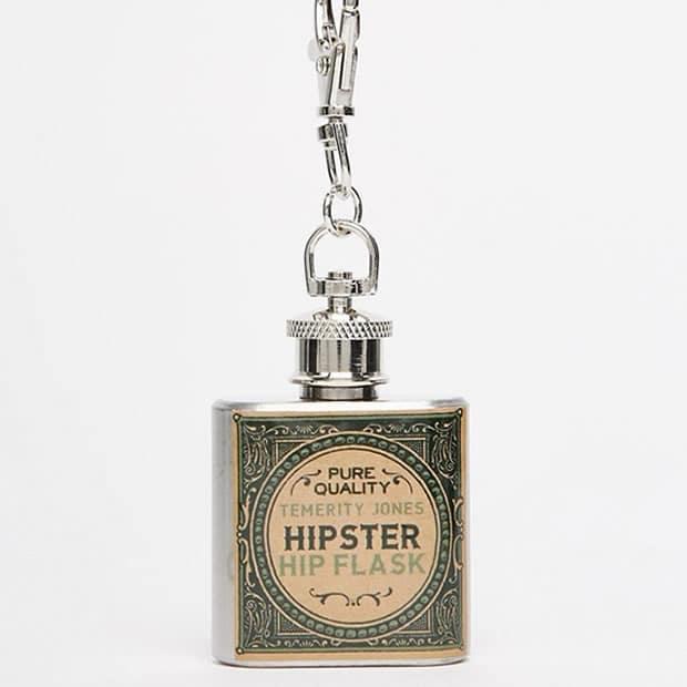 flask-porte-clés-asos