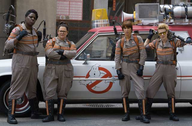 Pourquoi la bande-annonce de «Ghostbusters» (le remake) ne mérite pas tous ces pouces rouges
