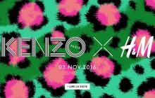 H&M et Kenzo dévoilent les premières images de leur collaboration pour l'automne 2016