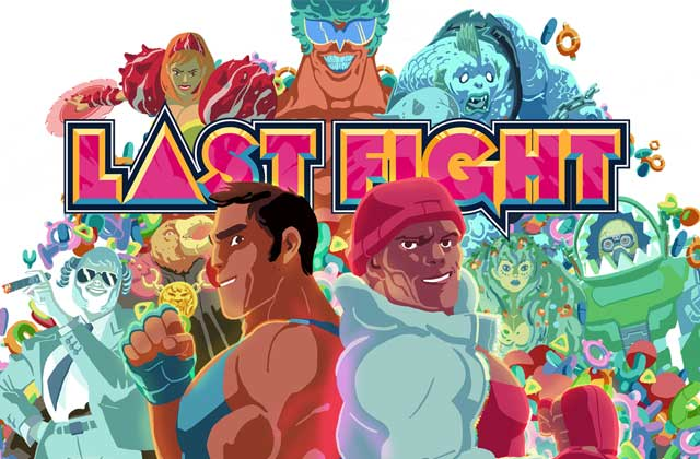 «Lastfight», le jeu vidéo basé sur le manga français «Lastman», arrive le 19 mai!