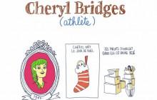 Cheryl Bridges, pionnière des femmes athlètes — Les Culottées, par Pénélope Bagieu