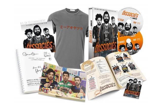 Les Dissociés, le film de Suricate, sort en DVD!