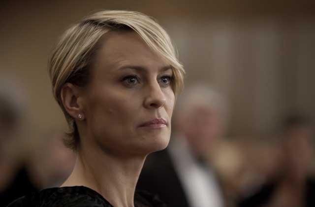 Robin Wright, alias Claire Underwood («House of Cards»), et sa lutte contre les inégalités salariales