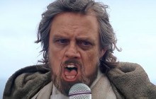 Quand Luke Skywalker chante All by Myself. La magie de l'internet. (attention spoilers)