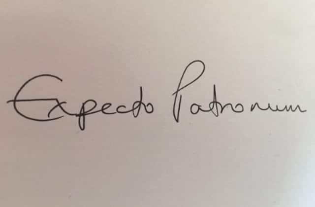 J.K. Rowling crée le tatouage d'une fan d'«Harry Potter»!