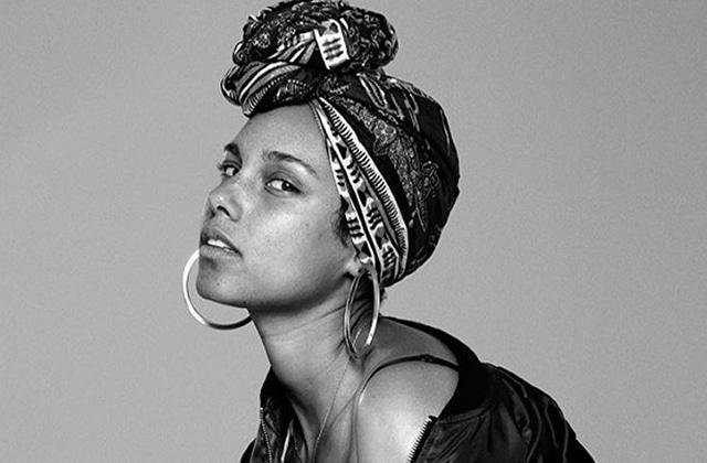 Alicia Keys pose sans maquillage pour dénoncer les diktats de beauté