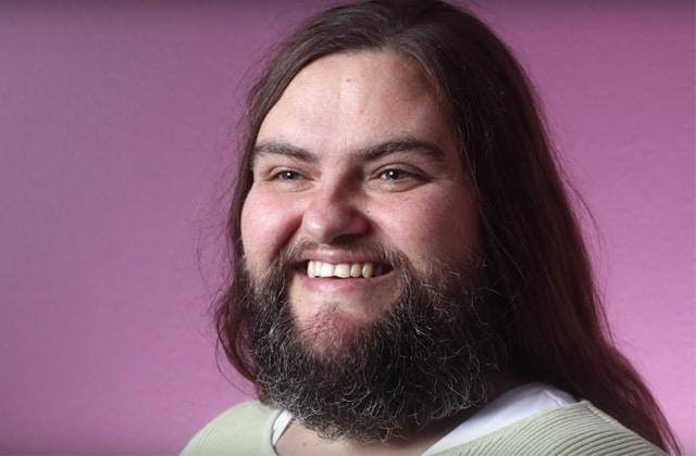 Le jour où Rose, une Américaine de 39 ans, a décidé d'assumer sa barbe