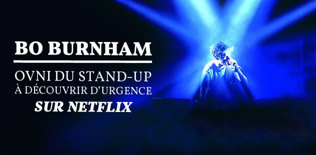Bo Burnham, OVNI du stand-up à découvrir d'urgence sur Netflix
