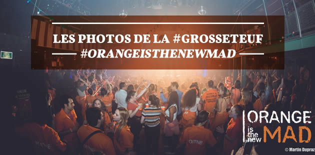 Les photos de la #GrosseTeuf #OrangeIsTheNewMad