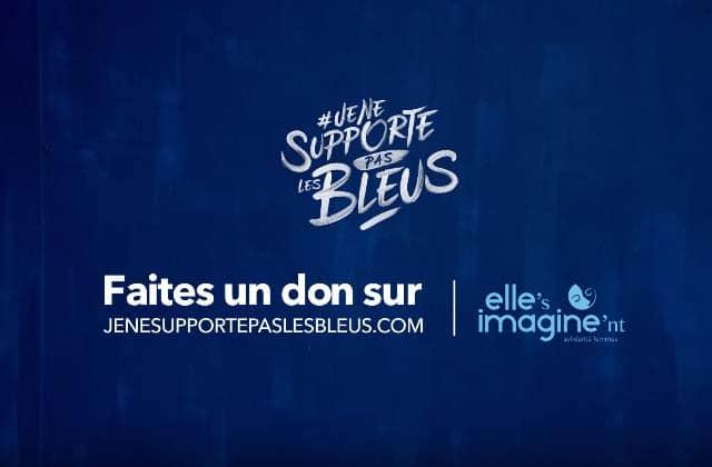 «Je ne supporte pas les bleus», une campagne intelligente contre les violences conjugales