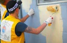 Comment peindre un mur facilement?