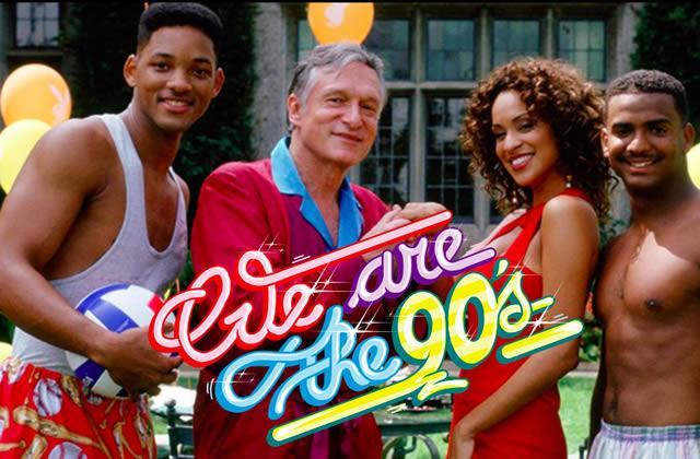 Concours—10×2 places à gagner pour la We Are the 90's du samedi 4 juin 2016!