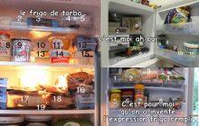 Dans le frigo… d'Ellina, jeune fille au pair en Nouvelle Zélande