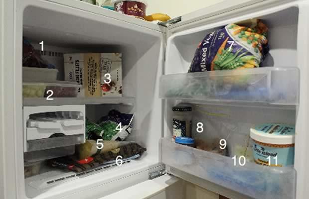 dans le frigo nouvelle zelande