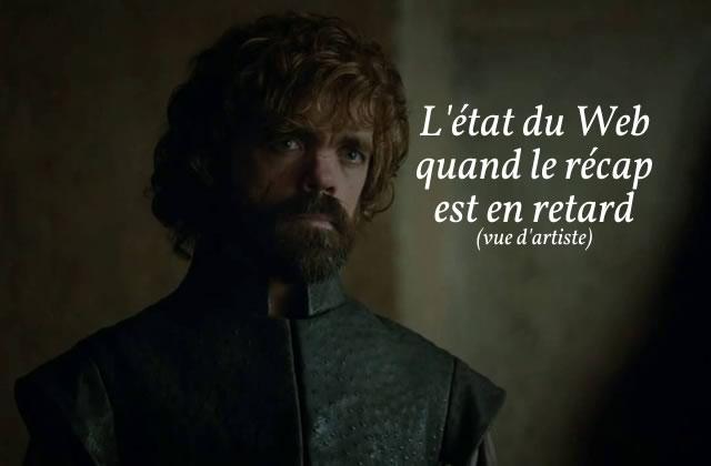 Game of Thrones S06E09 — Le récap (rigolo) !