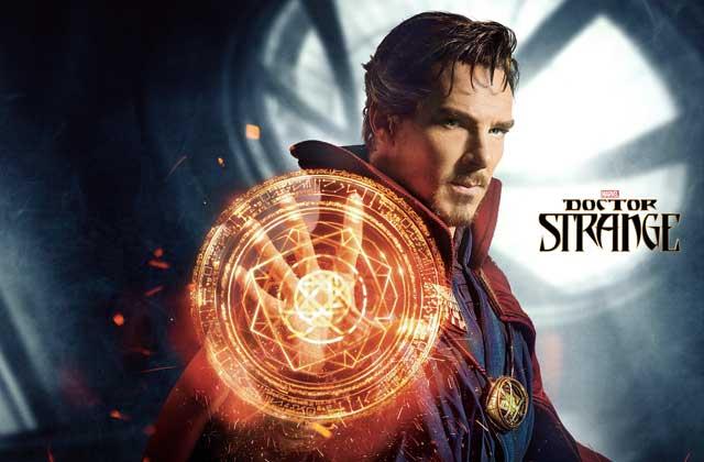 Les goodies «Doctor Strange» se dévoilent