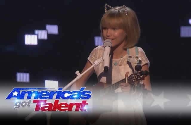 Grace VanderWaal, 12 ans, remporte la finale d'America's Got Talent!