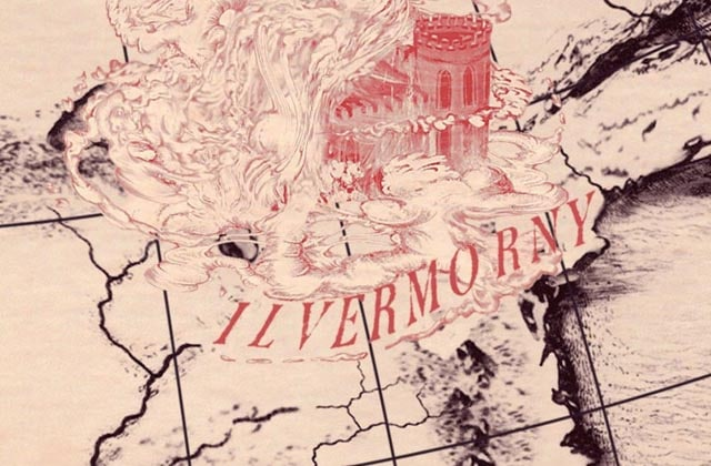 Ilvermony, le «Poudlard américain», vous ouvre ses portes :venez découvrir votre nouvelle Maison!
