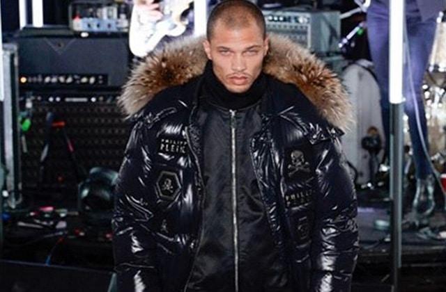 Jeremy Meeks, le mannequin ex-détenu, a défilé à la Fashion Week de New York !